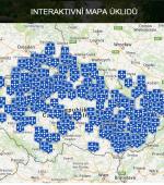 Doplněna mapa úklidů