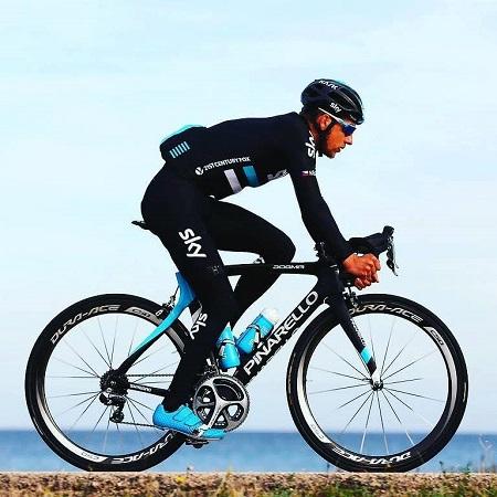 Ukliďme svět, ukliďme Česko podporuje i profesionální cyklista Leopold König.