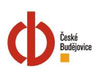 Akce se koná s finančním přispěním statutárního města České Budějovice