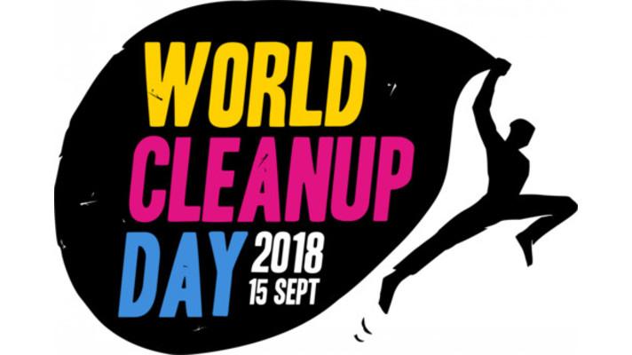logo celosvětového úklidu