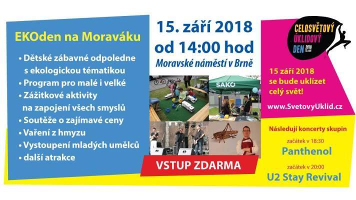 Jihomoraváky srdečně zveme na doprovodný program na Moraváku!
