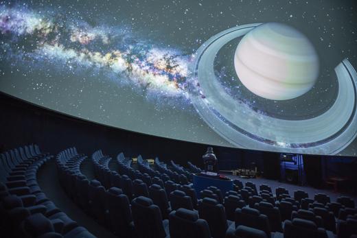 Digitárium brněnské hvězdárny (nyní i ve 3D :-)