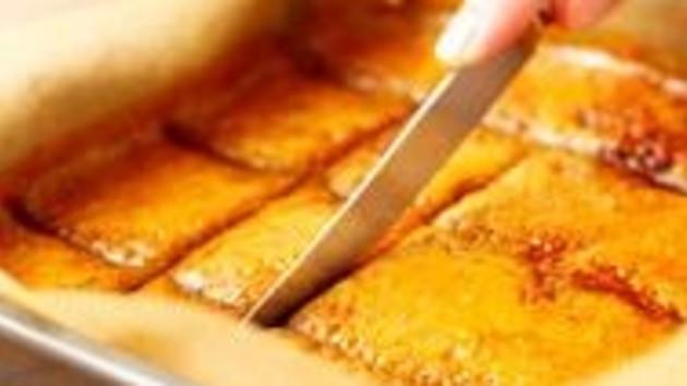 Cinder cake recipe