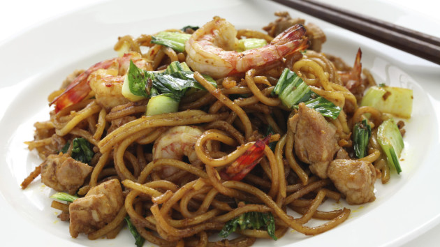 Singapore fried noodles Good Food Channel