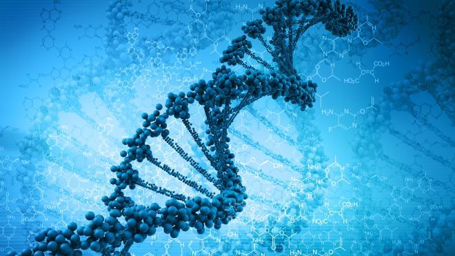 دی ان ای-DNA