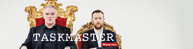 Taskmaster Box Set - Watch Now
