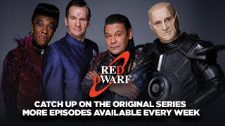 Red Dwarf Original Series every week until the UKTV Play preview of series XI