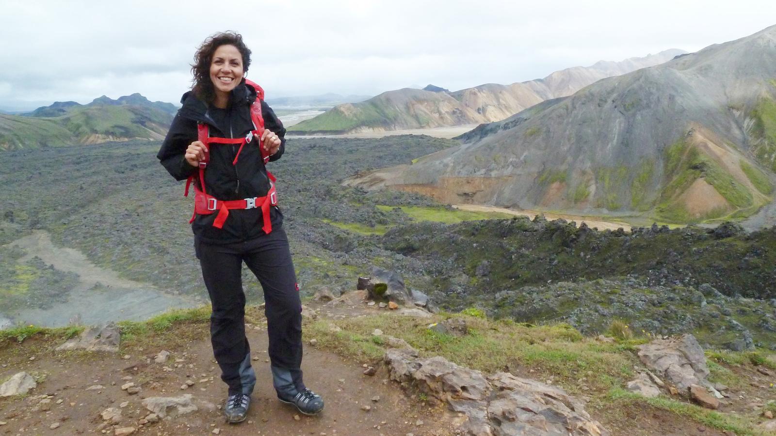Julia Bradbury's Iceland Walk   Yesterday Channel