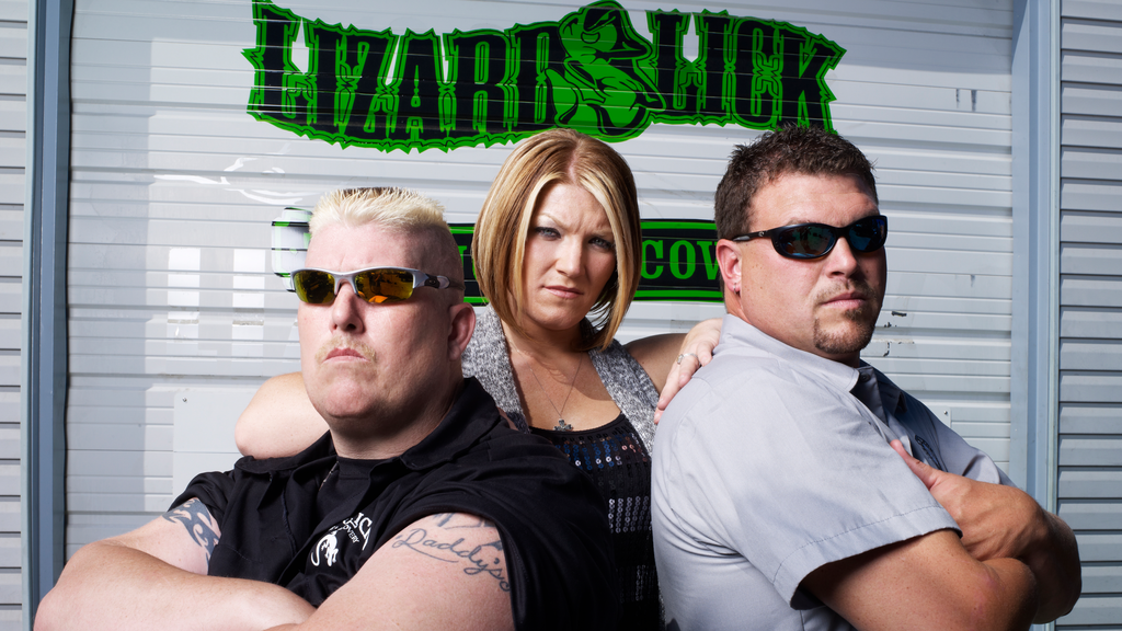 Lizard Lick Towing Dave Channel