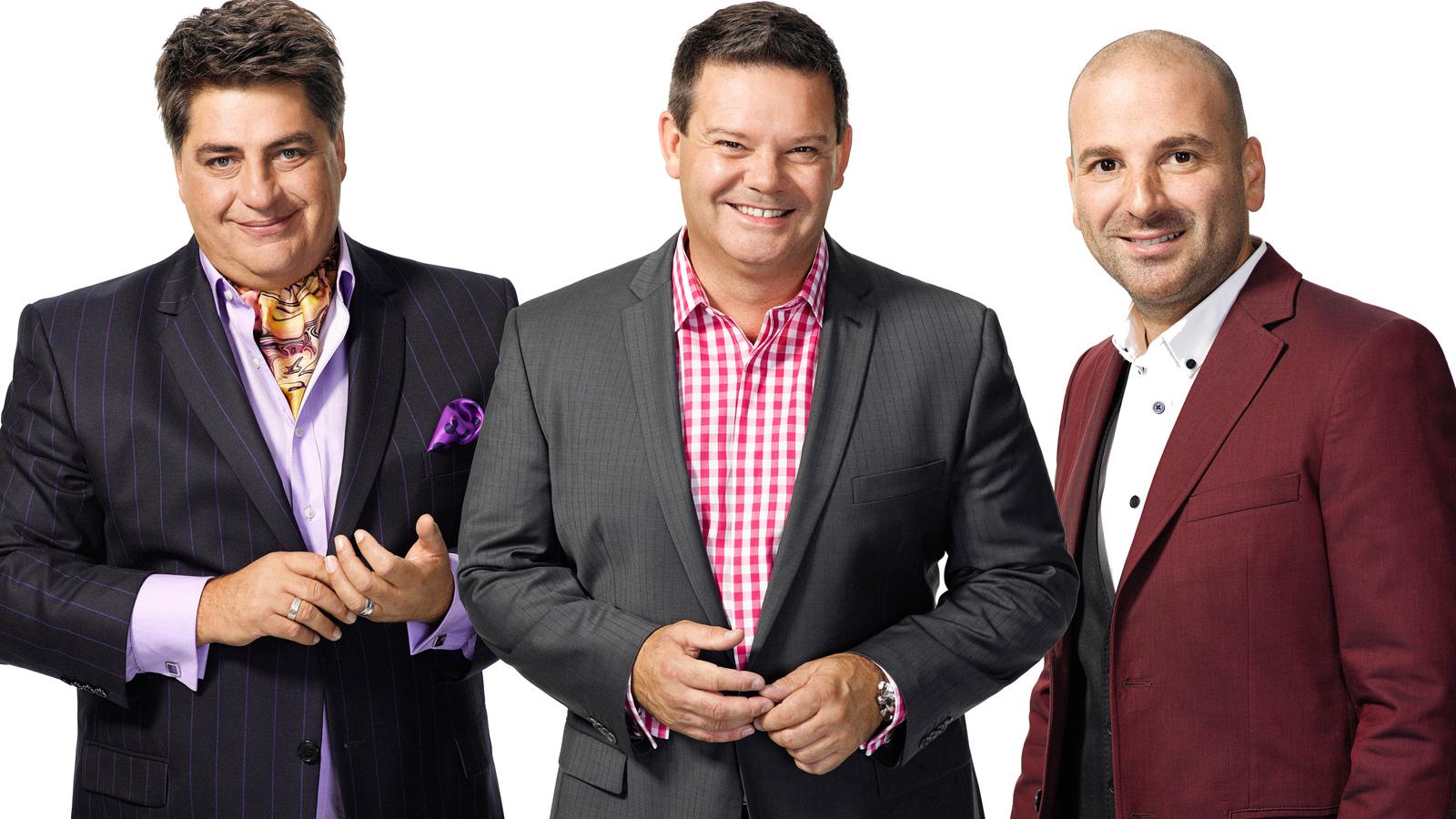 MASTERCHEF AUSTRALIA S6 - about and the judges profile ...