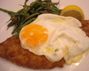 Veal Holstein | Good Food Channel