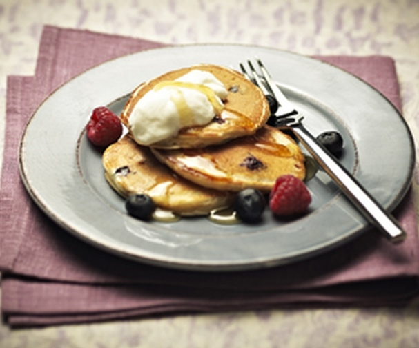 Pancake Recipe Uktv Food