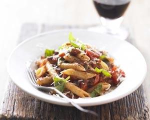 Penne allAmatriciana | Good Food Channel