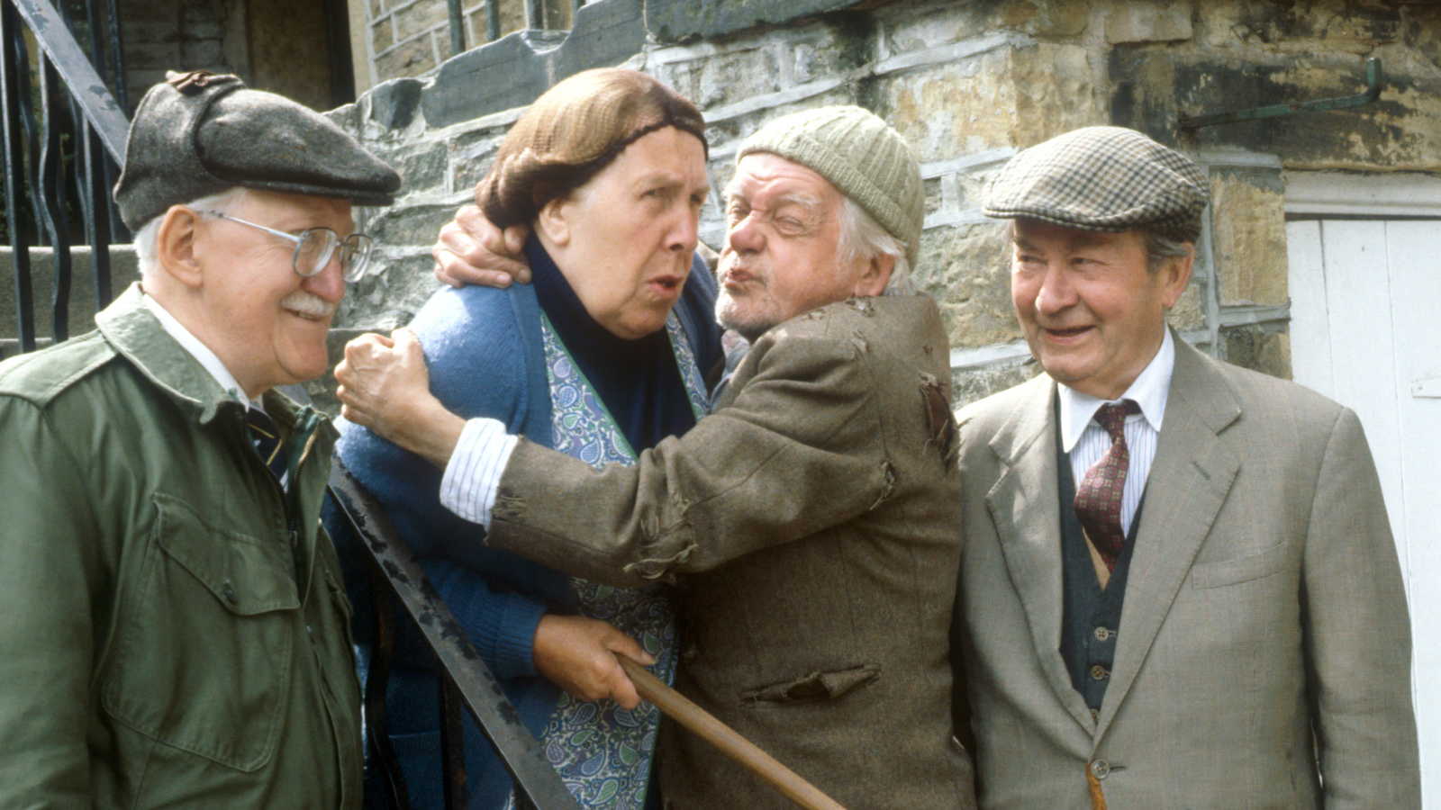 Last of the summer wine drama channel