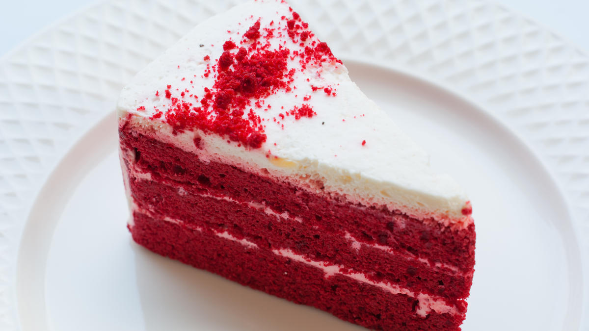 Easy Bake Red Velvet Cake Recipe