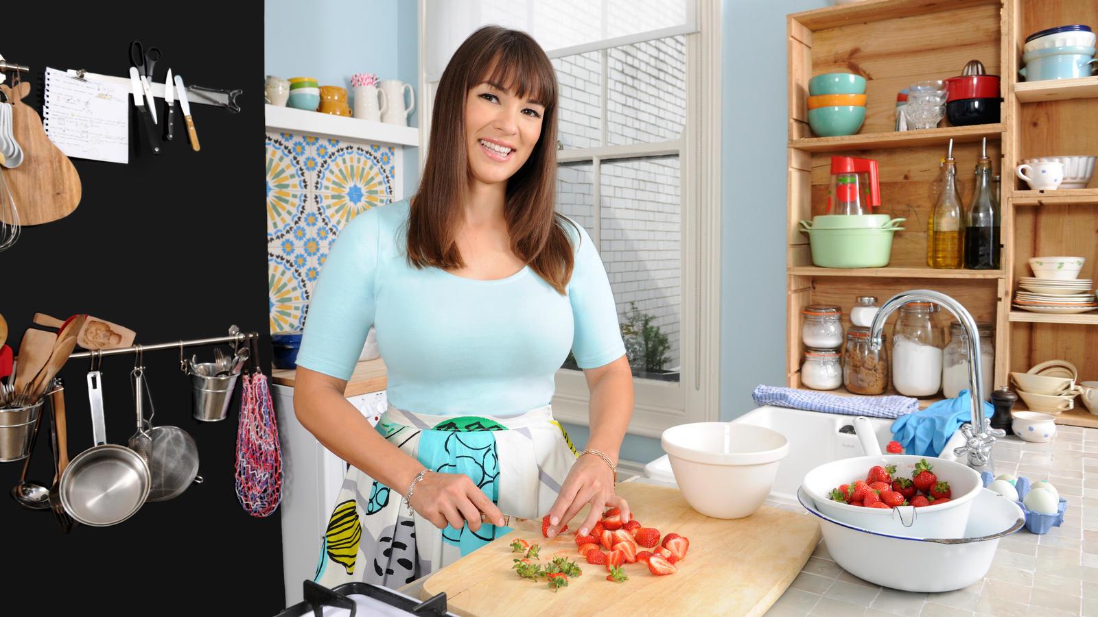 Rachel Khoo Discover Good Food Channel