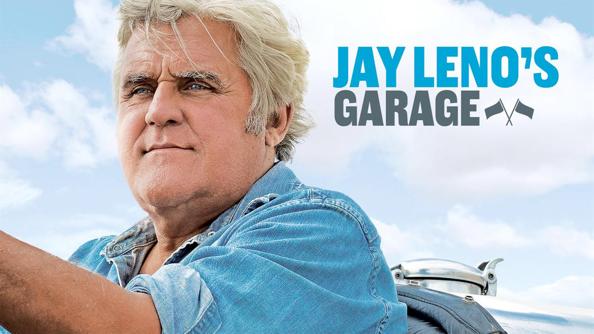 watch jay leno u0026 39 s garage online