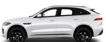 Арендовать Jaguar F-Pace в Европе