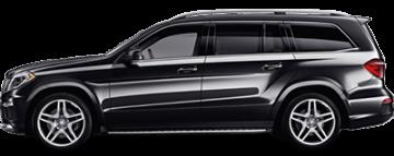 Арендовать Mercedes GL в Европе