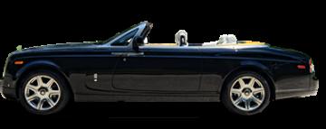 Арендовать Rolls Royce Drophead в Европе