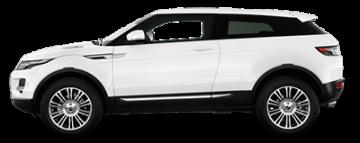Арендовать Range Rover Evoque в Европе
