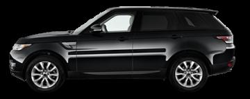 Арендовать Range Rover Sport в Европе