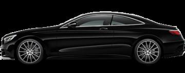 Арендовать Mercedes S Coupè в Европе