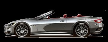 Арендовать Maserati Gran Cabrio в Европе