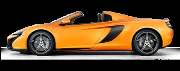 Арендовать McLaren 650S в Европе