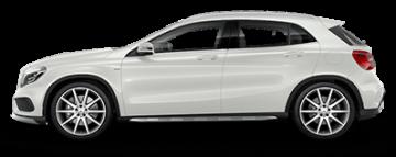 Арендовать Mercedes Class A 45 AMG в Европе