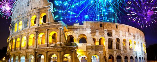 Новый год 2016 в Риме - Где? Как? Чем заняться?