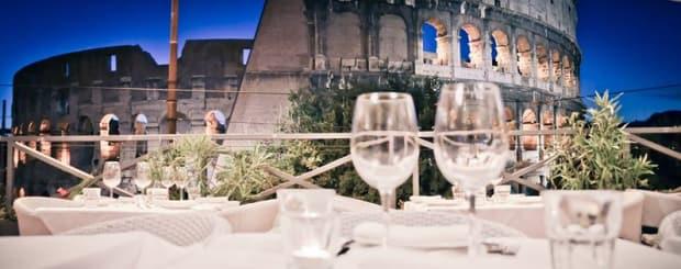 Топ 5 ресторанов на Новый 2016 год в Риме