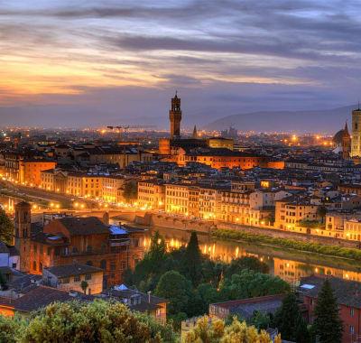 Трансфер из Рима во Флоренцию