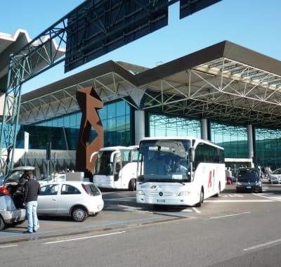 Трансфер из аэропорта Рима Фьюмичино в Рим