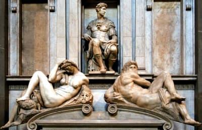 Микеланджело и Медичи