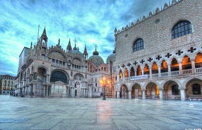 Дворец Дожей - Венеция