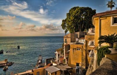 Экскурсия из Неаполя в Сорренто