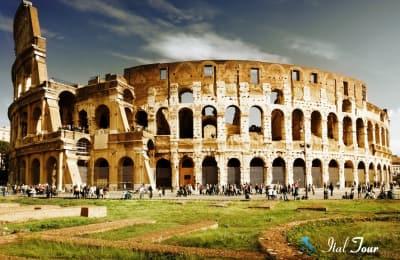 Экскурсия в Колизей и по античному Риму