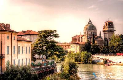 Из Милана в Верону и озеро Гарда