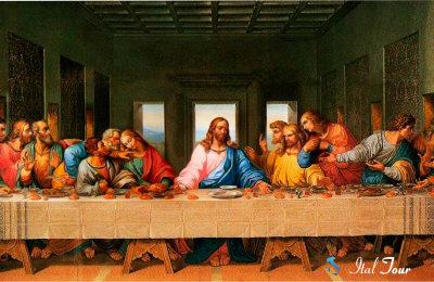 Экскурсия - Леонардо Да Винчи