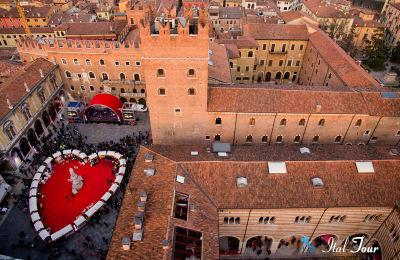 Экскурсия из Венеции в Верону и озеро Гарда