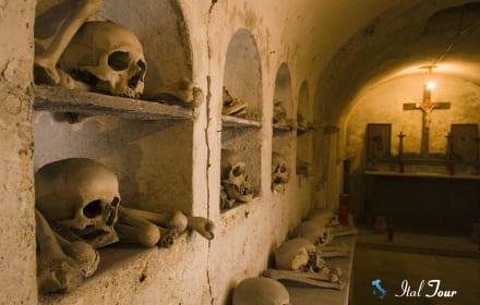 Экскурсия по подземному Риму