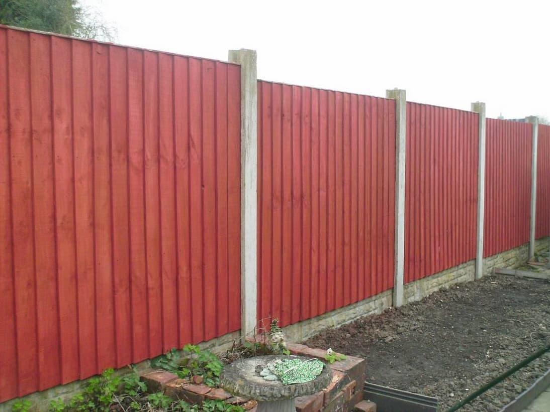 Peintres extérieurs de clôture
