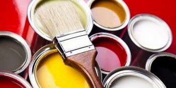 Utiliser les restes de peinture