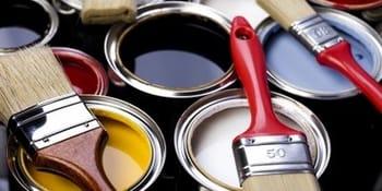 Nettoyage après la peinture
