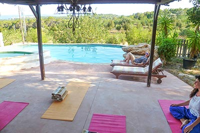 ibiza yoga gateaway retreat