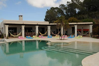 Sunset Mountain Yoga Retreat Ibiza