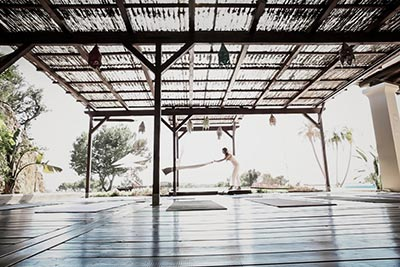 Sunset Mountain Yoga Retreat