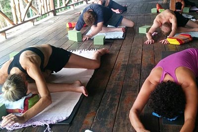 The Yoga Retreat Shala