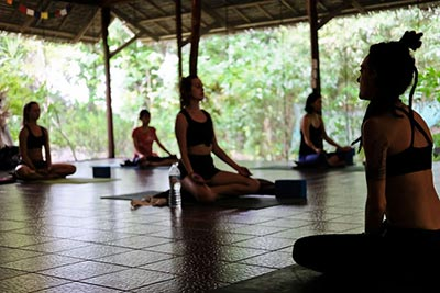 The Sanctuary Thailand Yoga Retreat